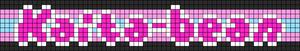 Alpha pattern #89164