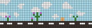 Alpha pattern #89178