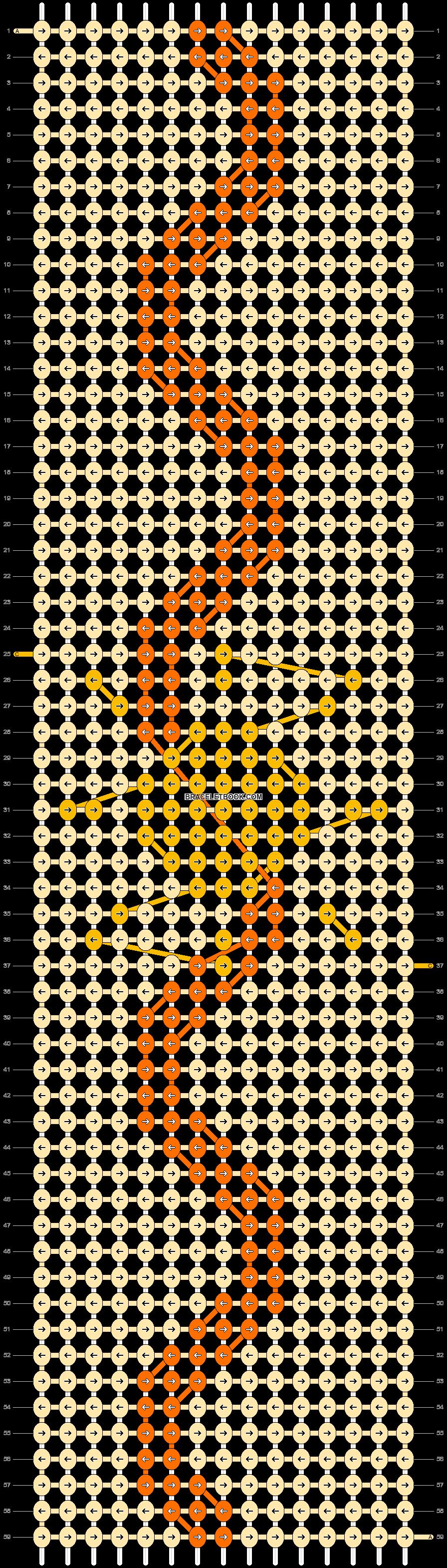 Alpha pattern #89217 pattern