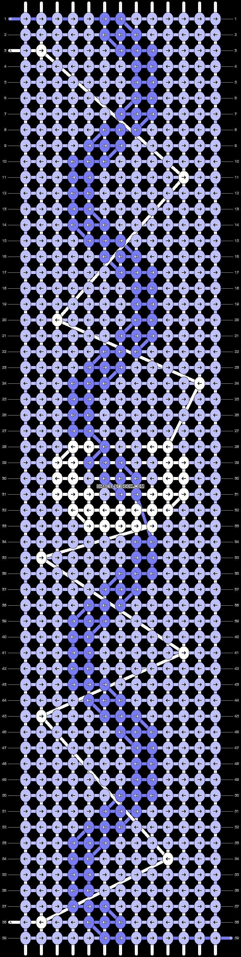 Alpha pattern #89218 pattern
