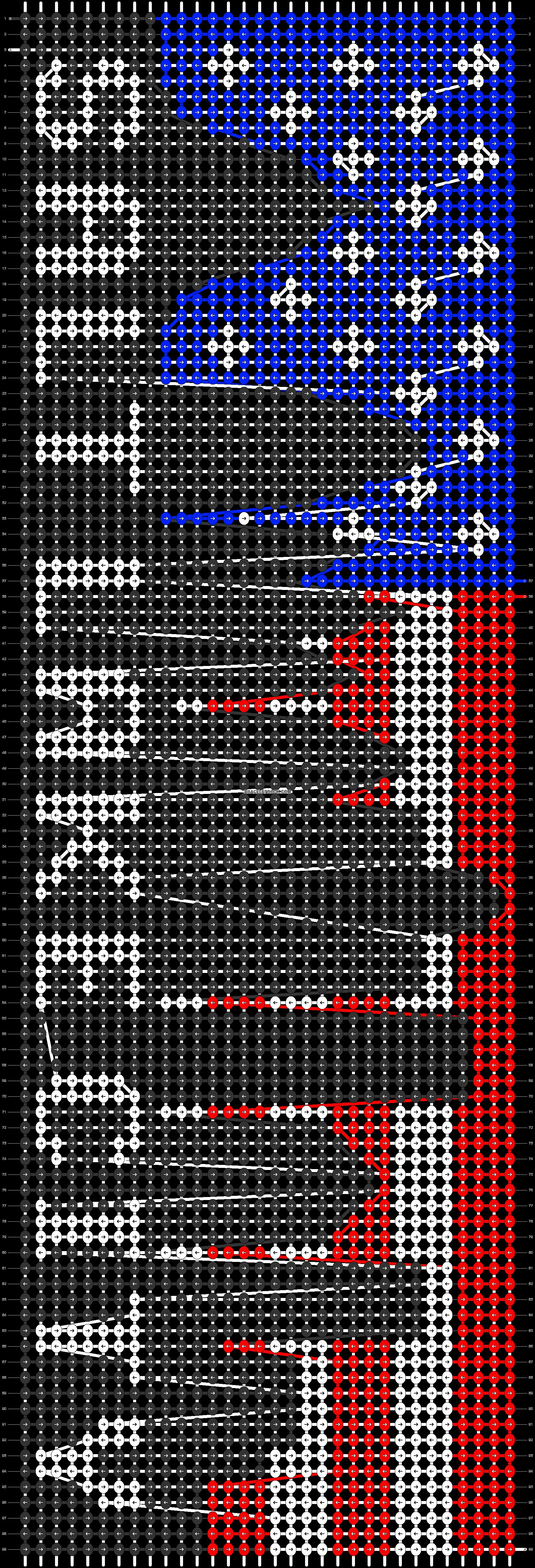 Alpha pattern #89219 pattern