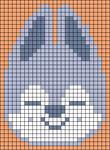 Alpha pattern #89225