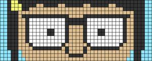 Alpha pattern #89230