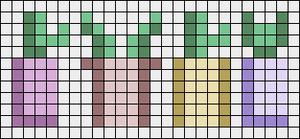 Alpha pattern #89263