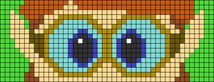 Alpha pattern #89272