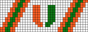 Alpha pattern #89293