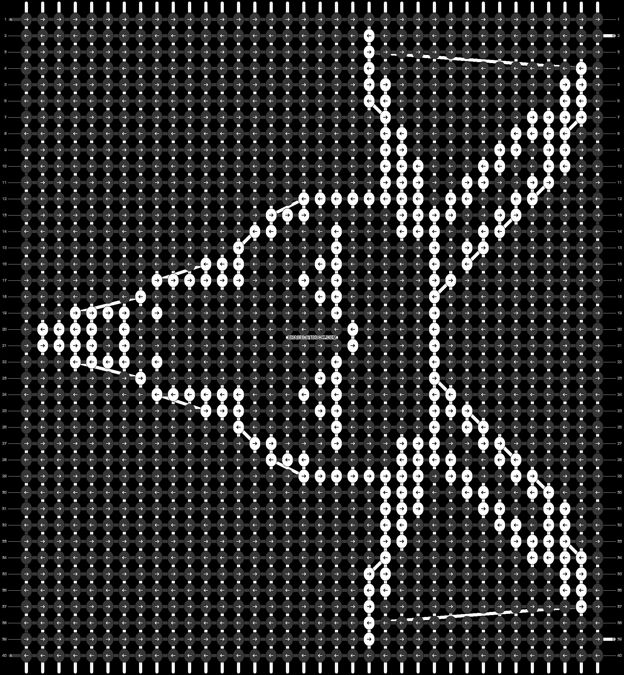 Alpha pattern #89294 pattern