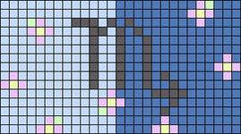 Alpha pattern #89295