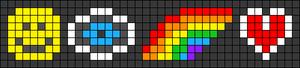 Alpha pattern #89313