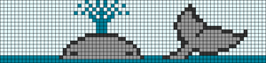 Alpha pattern #89321