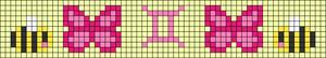 Alpha pattern #89329