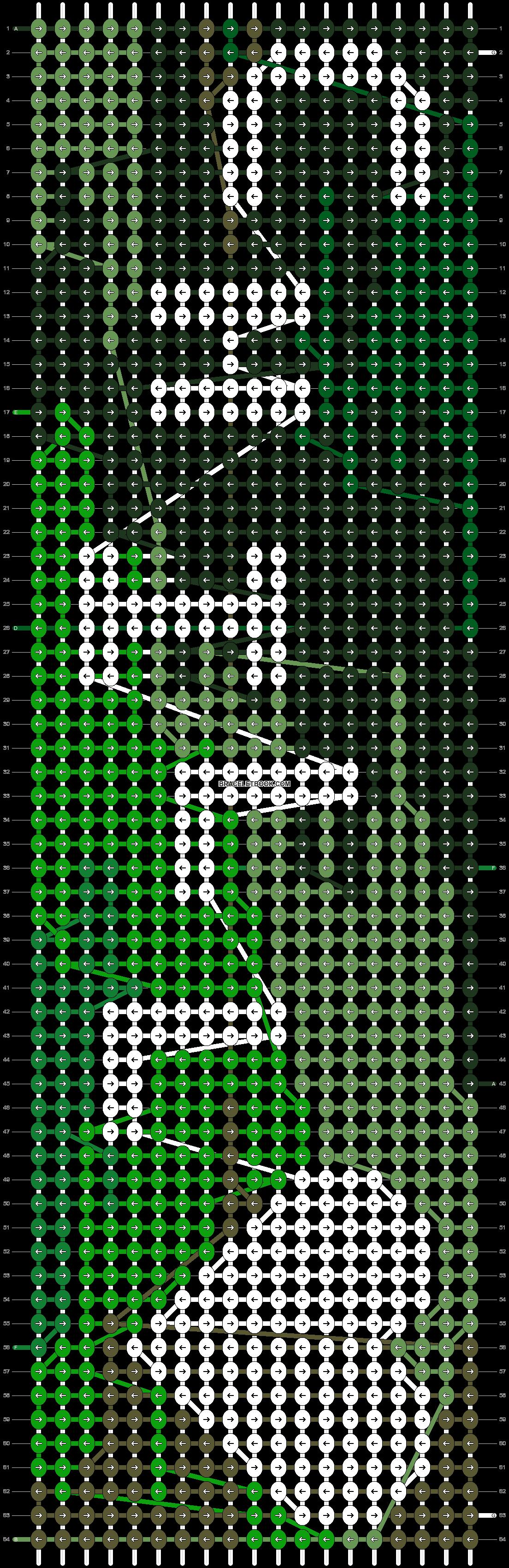 Alpha pattern #89336 pattern