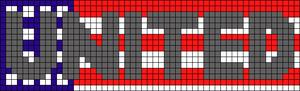 Alpha pattern #89343
