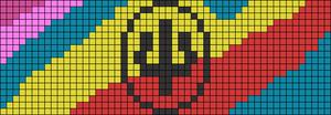 Alpha pattern #89352