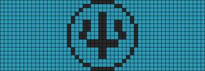 Alpha pattern #89353