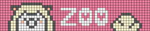 Alpha pattern #89368