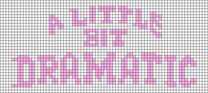 Alpha pattern #89370
