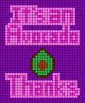 Alpha pattern #89381
