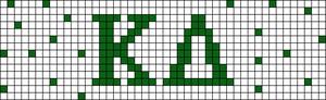 Alpha pattern #89405