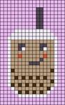 Alpha pattern #89417