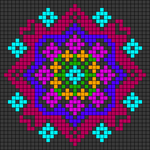 Alpha pattern #89432