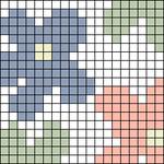 Alpha pattern #89433