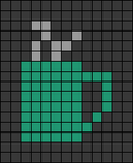 Alpha pattern #89444