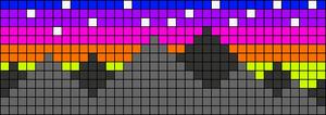 Alpha pattern #89456