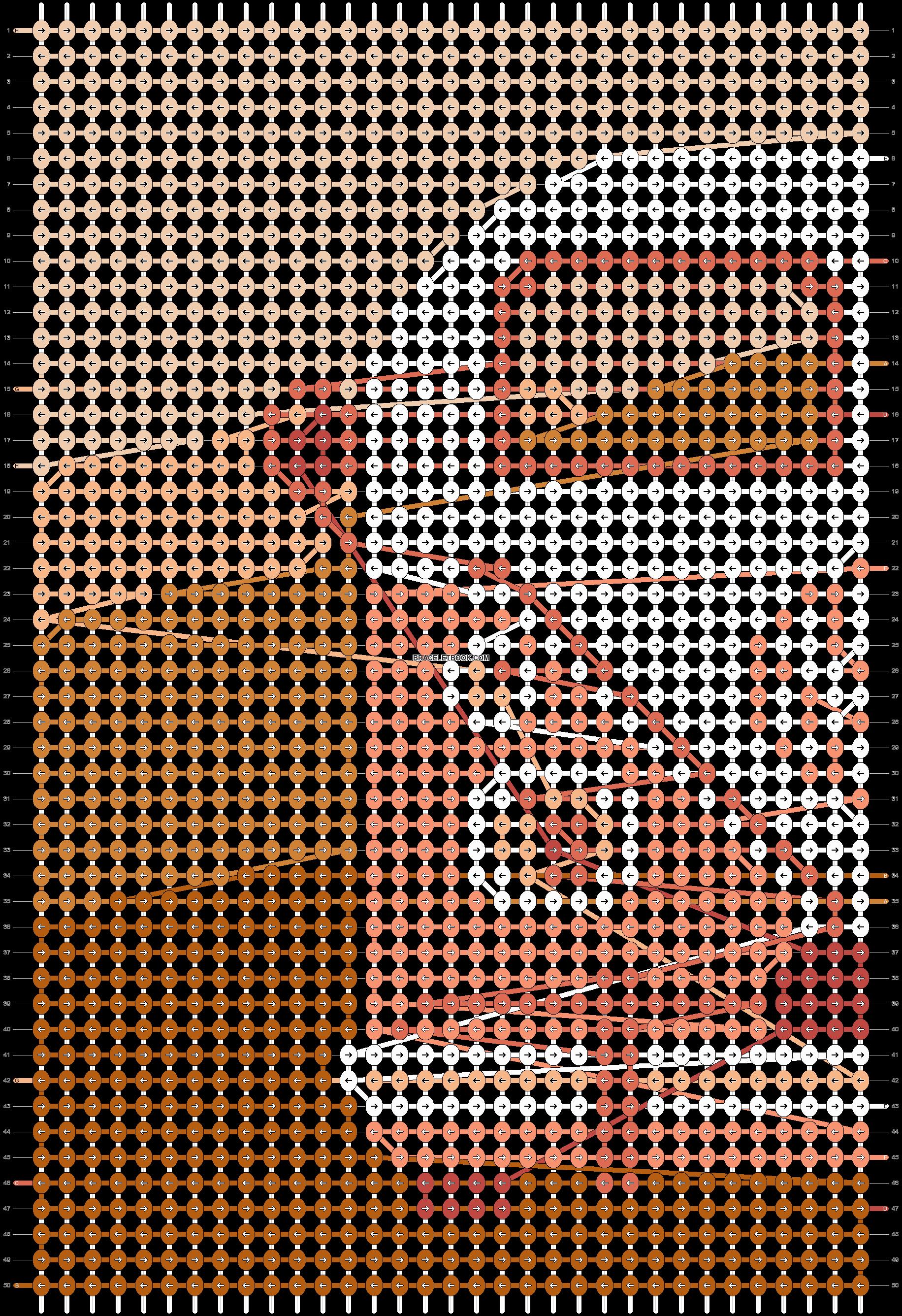 Alpha pattern #89458 pattern