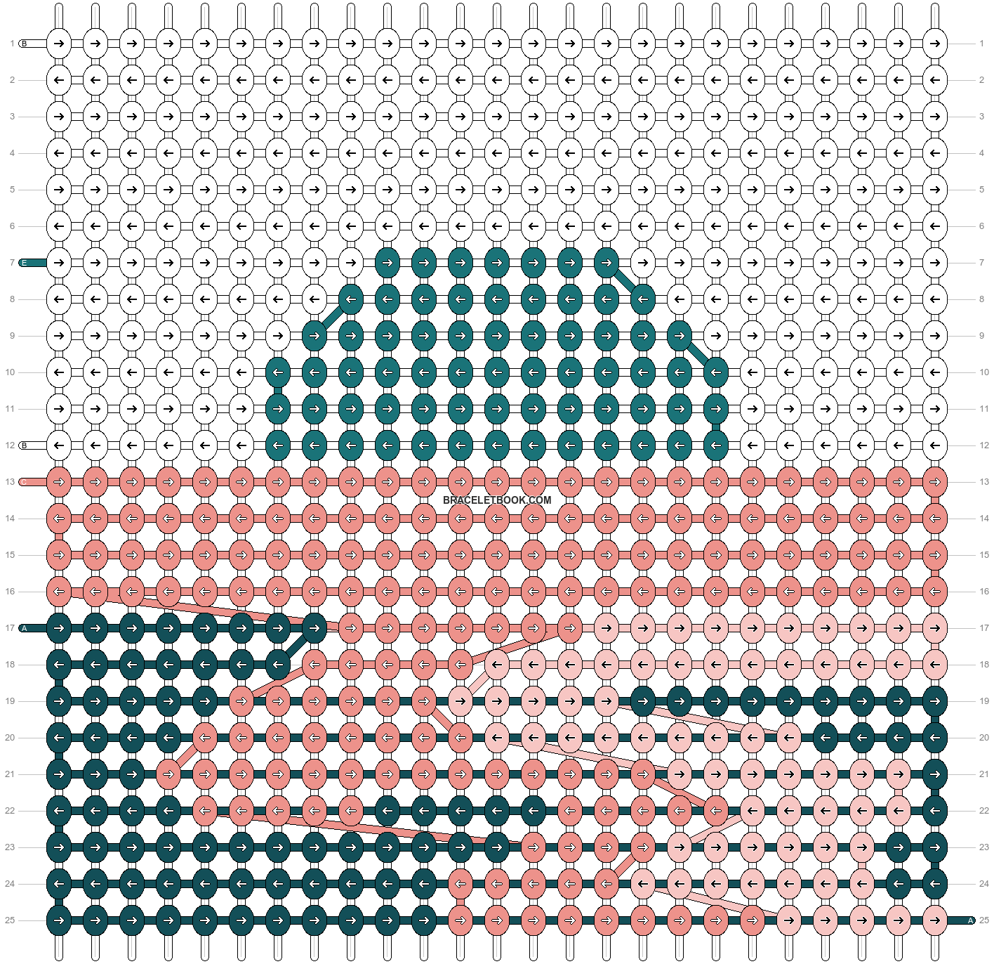 Alpha pattern #89459 pattern