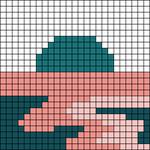 Alpha pattern #89459