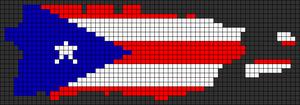 Alpha pattern #89473