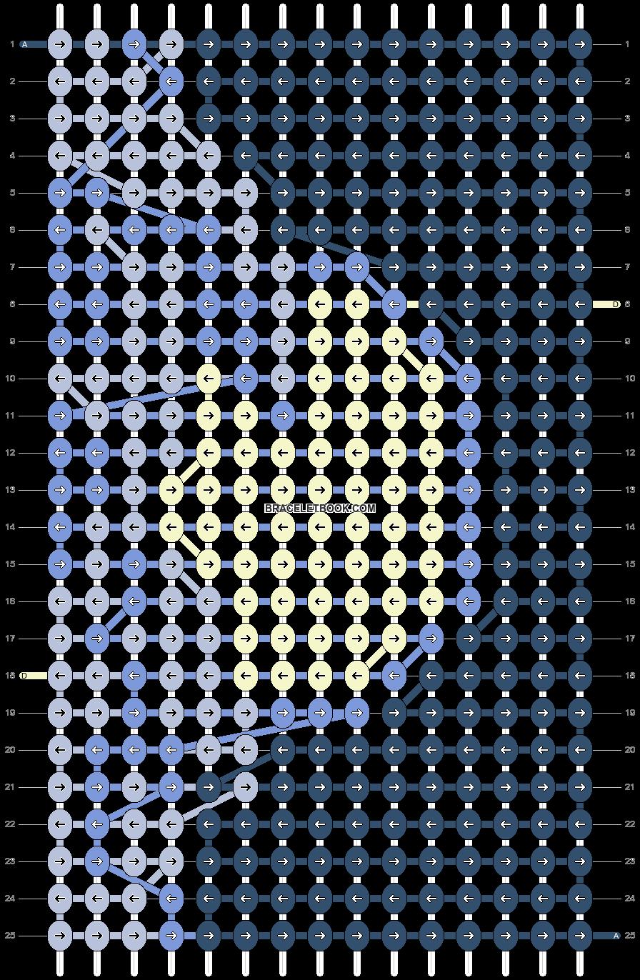 Alpha pattern #89478 pattern