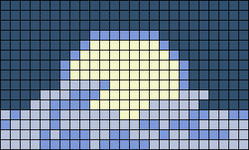 Alpha pattern #89478