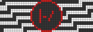 Alpha pattern #89515