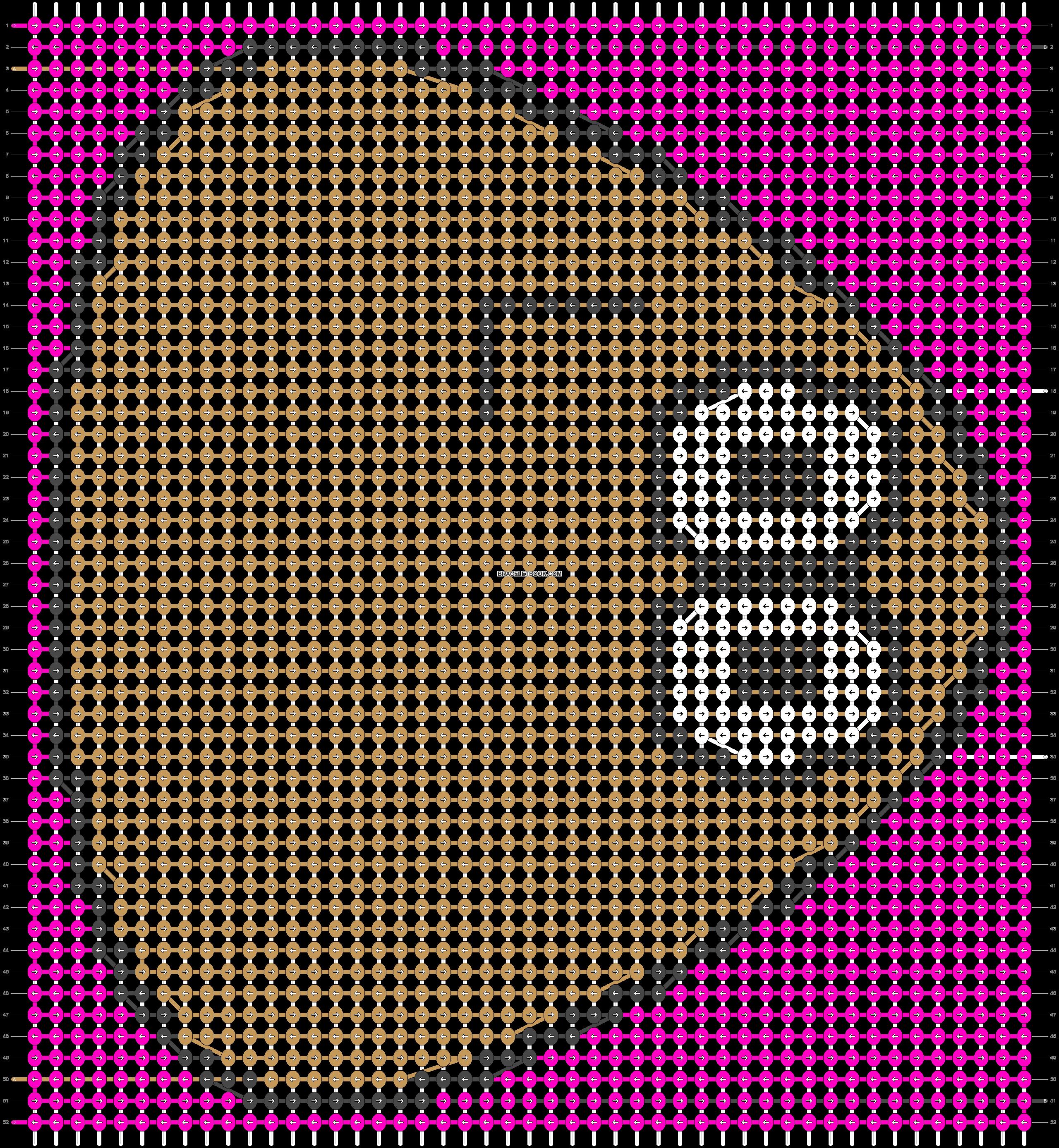 Alpha pattern #89521 pattern
