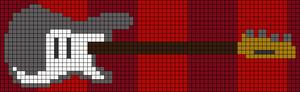 Alpha pattern #89537
