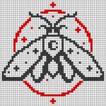 Alpha pattern #89538