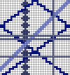 Alpha pattern #89546
