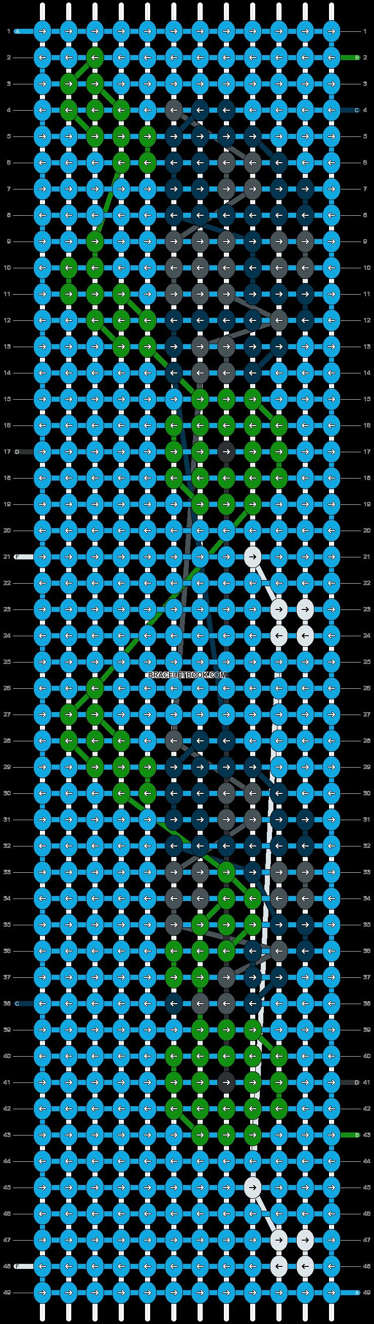 Alpha pattern #89549 pattern