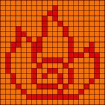 Alpha pattern #89550