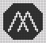 Alpha pattern #89557