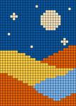 Alpha pattern #89558