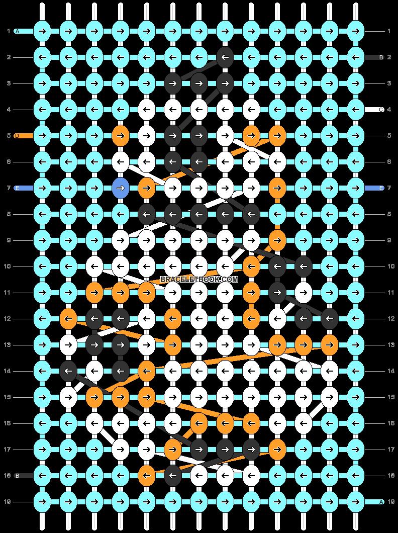 Alpha pattern #89561 pattern
