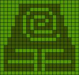 Alpha pattern #89567