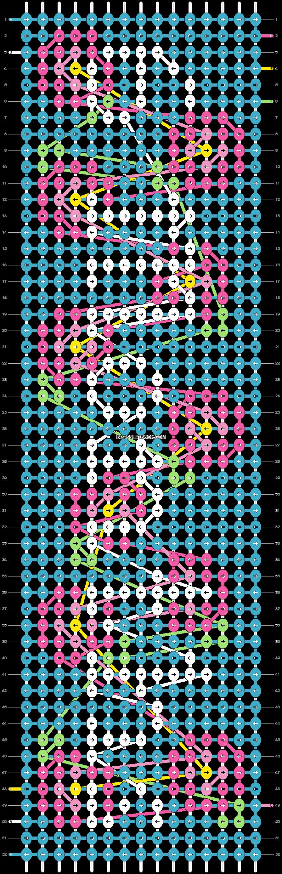 Alpha pattern #89574 pattern