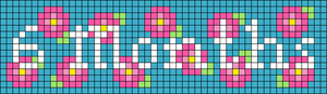 Alpha pattern #89574