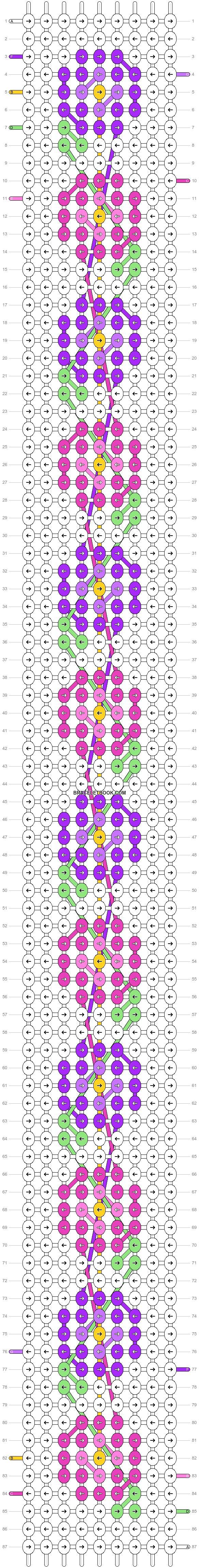 Alpha pattern #89575 pattern