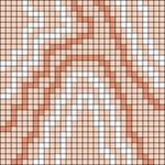 Alpha pattern #89576