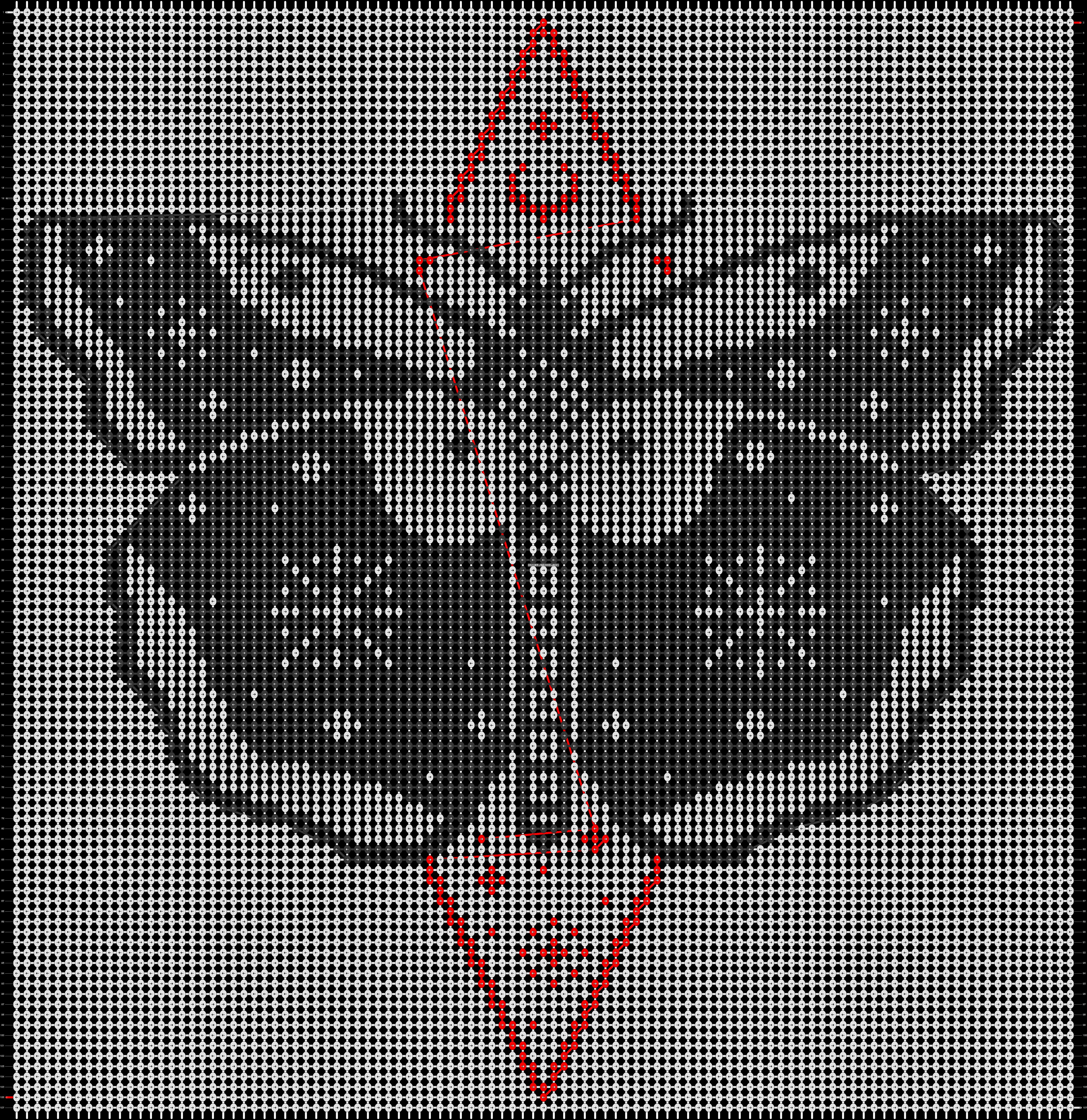 Alpha pattern #89577 pattern